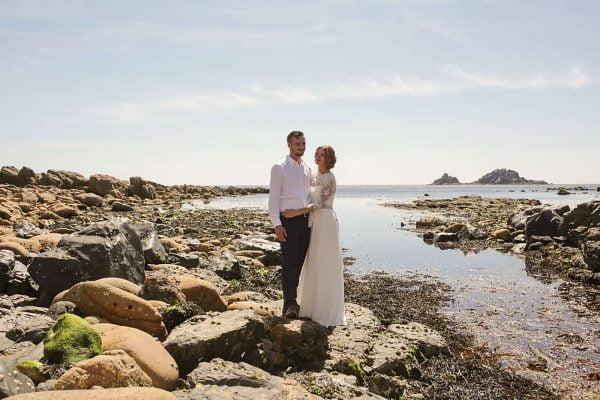 Boho Cornwall Lizzy and Alan