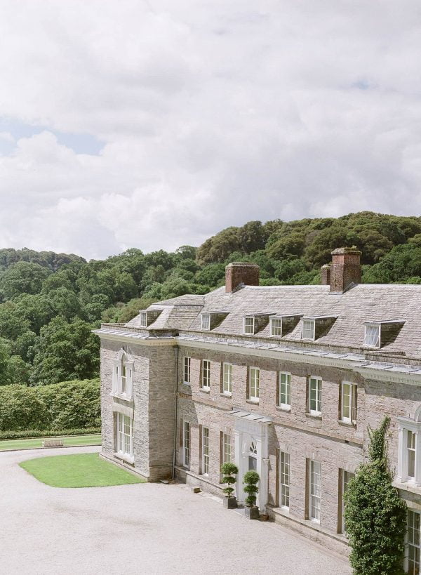 The beautiful Boconnoc Estate Wedding Venue as featured on eeek! weddings