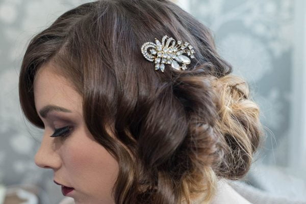 Handmade, very pretty accessories by Honey and Grace Bridal