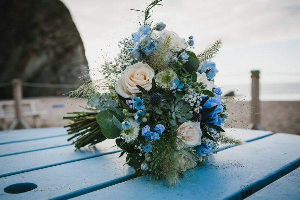 A photograph of a beautiful bouquet on eeek!