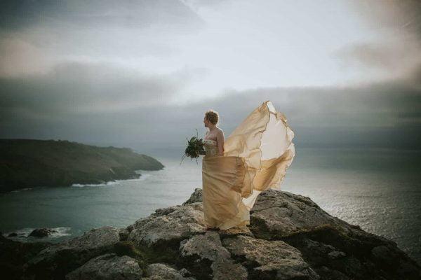 Cornish Cliff Shoot