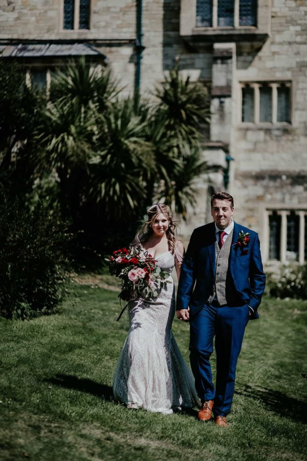 Amy and Sam's Beautiful City Wedding