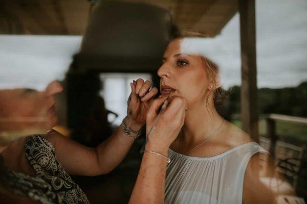 Julie Wiz Wedding Makeup