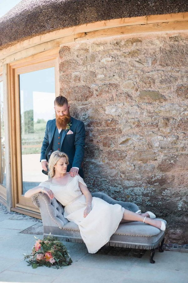 A Dreamy Rustic Photo Shoot at The Brickhouse Vineyard