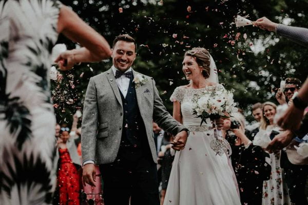 Steph and Luke's Coastal Wedding