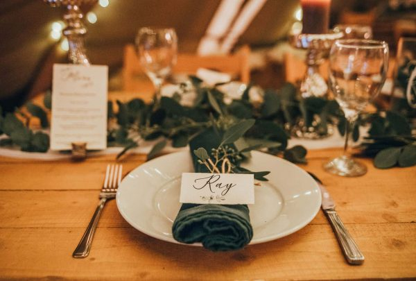 A Winter Wedding Feast