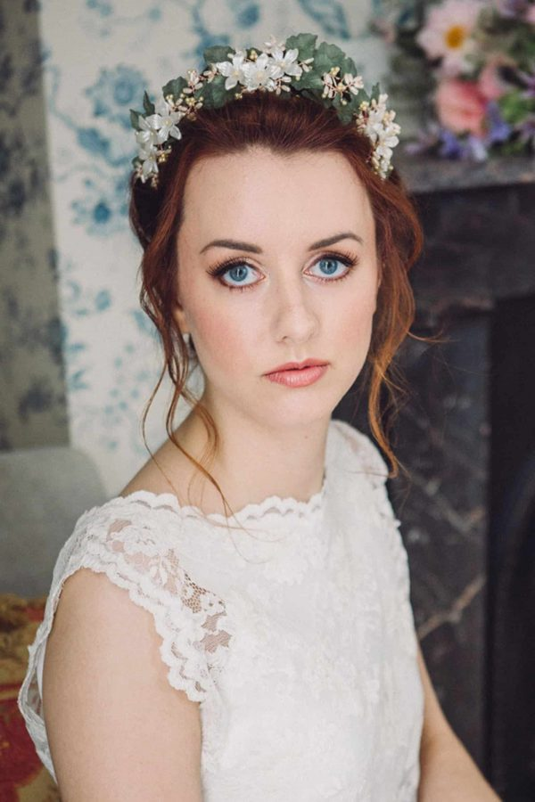 Wedding shoot. Beautiful natural makeup by Laura Elisabeth Avery MUA