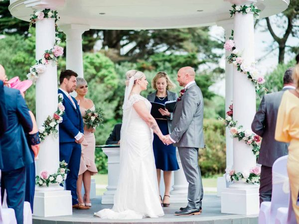 Tizzi and Bruce's Coastal Wedding