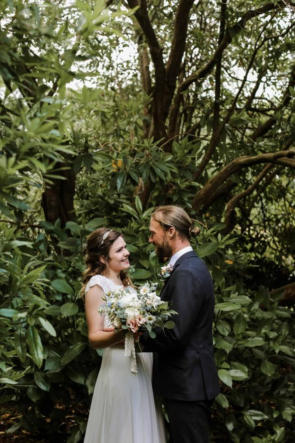 Megan and Sam's Country Wedding
