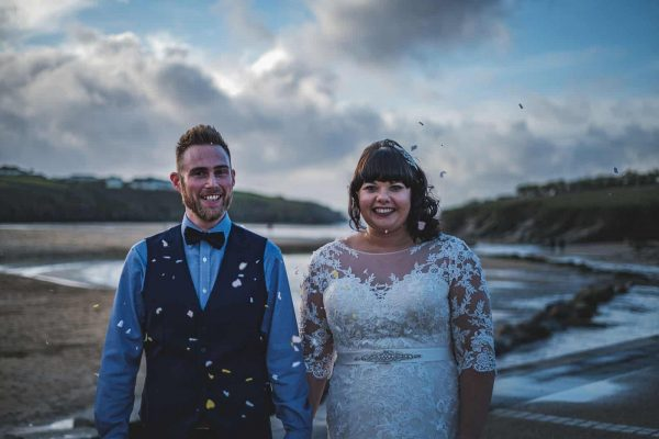 Laura and Rich's Coastal Wedding