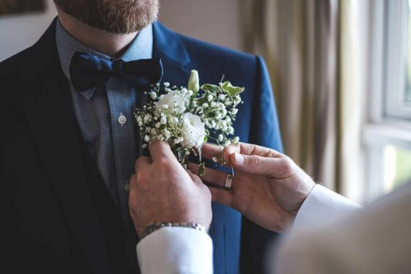 Laura and Rich's Coastal Wedding