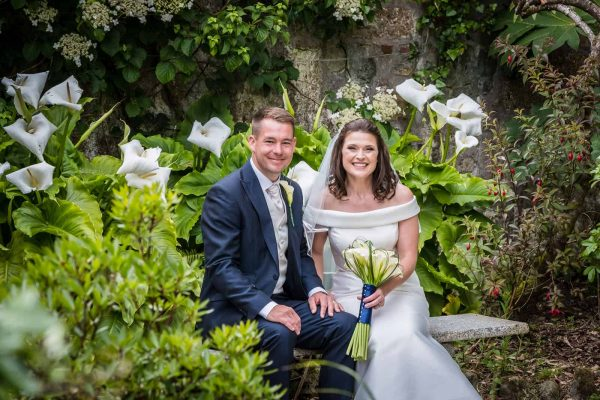 Sam and Steve's Castle Wedding