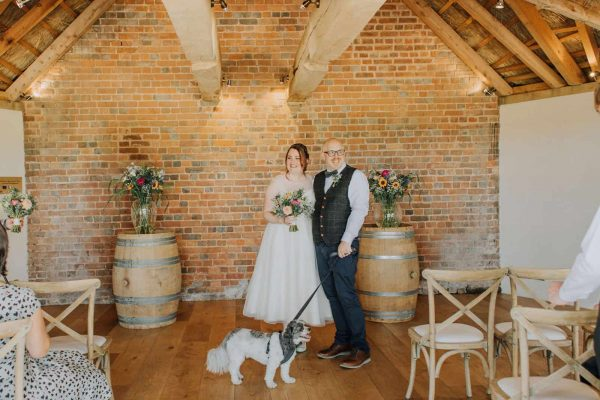 Brickhouse Vineyard Gemma and Steve