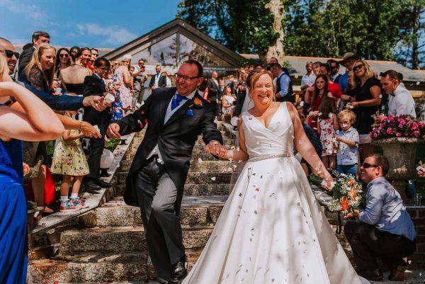Tredudwell Manor Karen and Ian
