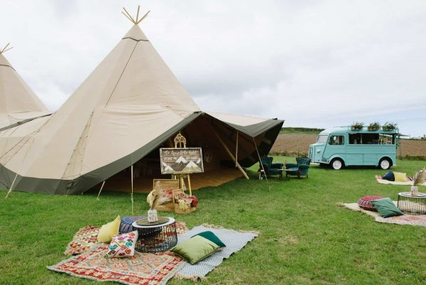 Gypsy Riches by Sunset Tipis