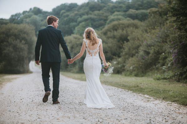 Tregedna Weddings Morwenna and Richard