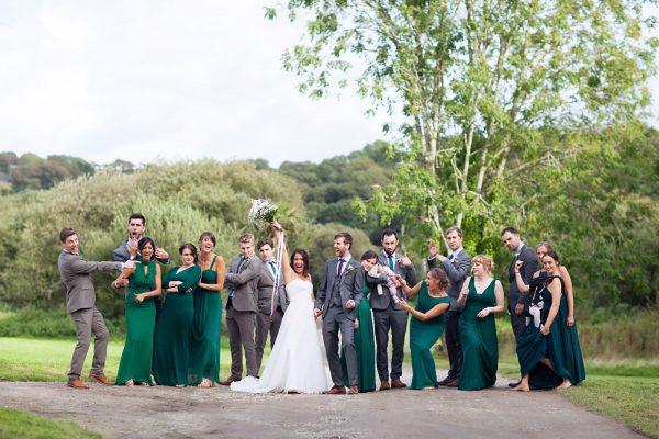 Tregedna Weddings Hollie and Caleb